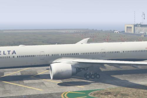Delta Boeing 777-300ER